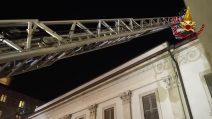 Allarme incendio al Teatro alla Scala: ma è un'esercitazione dei vigili del fuoco per la Prima