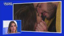 Uomini e Donne, Lorenzo Riccardi e Giulia Cavaglia: c'è quasi un bacio
