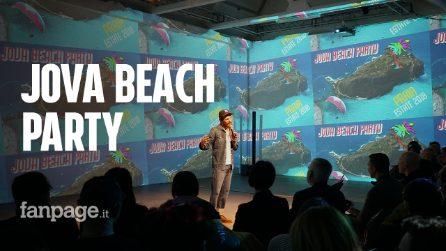 """Jova Beach Party, il tour estivo di Jovanotti: """"Una festa con DJ in 15 spiagge d'Italia, che figata!"""""""