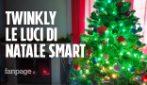 Recensione Twinkly: le luci LED che rendono l'albero di Natale smart, nate da un'idea tutta italiana