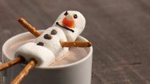 Come servire la cioccolata calda in modo originale!