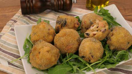 Easy octopus balls: tasty, crispy and easy to make!