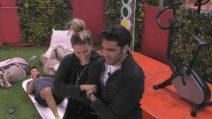 GF VIP: un intimo ballo per Stefano Sala e Benedetta Mazza