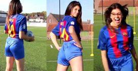 La ragazza che vi dimostrerà che il calcio non è solo uno sport per ragazzi