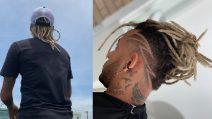 Look totalmente nuovo: Neymar si presenta con il nuovo taglio di capelli