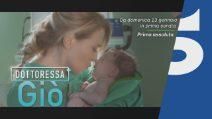 'Dottoressa Giò 3' da domenica 13 gennaio su Canale 5