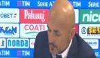 """Inter, Spalletti: """"In alcuni momenti ci voleva più carattere"""""""