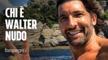 Ha vinto il Grande Fratello Vip, ma pochi conoscono l'umile storia di Walter Nudo