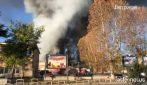 Roma, ancora fiamme al Tmb in Via Salaria: il giallo delle telecamere spente