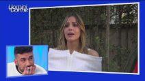 """Uomini e Donne, le lacrime di Claudia per Lorenzo: """"Non voglio essere la seconda scelta"""""""
