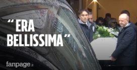 Strage Lanterna Azzurra, i funerali di Emma Fabini, 'Continua a brillare da lassù'