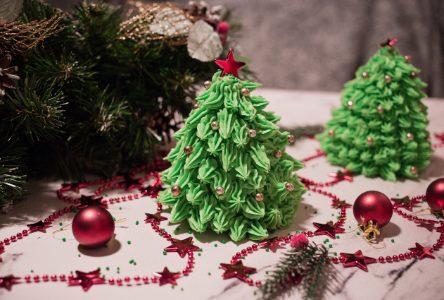 Alberelli Di Natale.Alberelli Di Natale Il Dolcetto Bello Da Vedere E Buono Da Mangiare