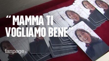 """Strage Lanterna Azzurra, ai funerali di Eleonora il messaggio dei figli: """"Mamma, proteggici ancora"""""""