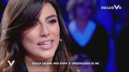 """Verissimo, Giulia Salemi: """"Non rinnego mia madre, le vorrò sempre bene"""""""
