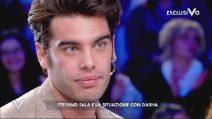 """Stefano Sala conferma il legame con Dasha: """"È ancora la mia fidanzata"""""""