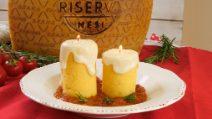 Candele di Polenta e Grana Padano DOP Riserva: i vostri ospiti resteranno senza parole!