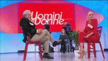 """Uomini e Donne, Rocco incalza Gemma: """"Cosa hai provato mentre ballavi con me?"""""""