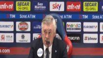 """Napoli: """"Piacerebbe tutti una finale di Europa League Napoli-Chelsea"""""""
