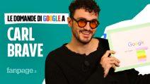 Carl Brave, Notti Brave, concerti, Posso, Fotografia: il cantante risponde alle domande di Google
