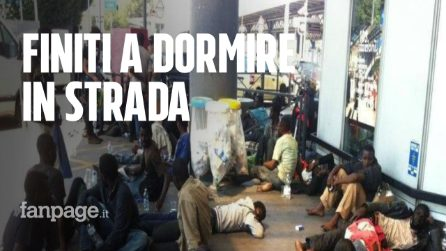 Crotone: i migranti regolari e con permesso umanitario finiscono nella Tendopoli