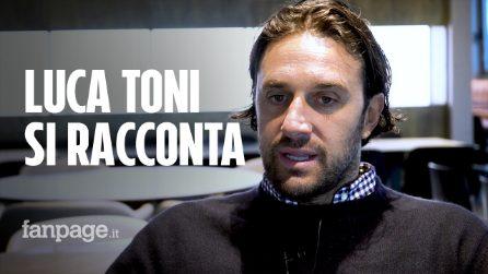 """Luca Toni racconta la sua vita da bomber: """"La Coppa del Mondo è un'emozione indimenticabile"""""""