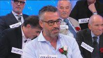 """Uomini e Donne Over, Sebastiano Mignosa insulta Gemma Galgani: """"Rocco posteggia la mummia"""""""