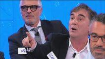 """Uomini e Donne, Gian Battista Ronza accusa Gianni Sperti: """"Sei pagato per litigare con me"""""""