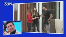 Uomini e Donne: Jennifer fa irruzione nell'esterna di Ivan Gonzalez, lui si infuria
