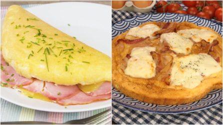 3 maneiras de preparar uma omelete saborosa!