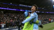 Manchester City-Liverpool 2-1: gol e highlights