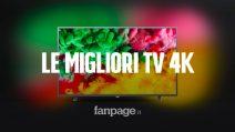 Le migliori TV 4K: quelle con maggiore qualità, le più economiche, per gaming e funzioni smart