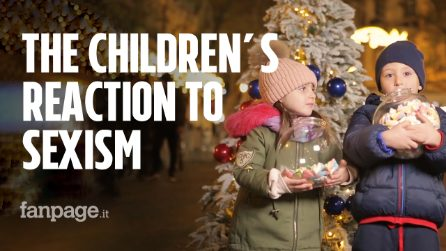 The effects of sexism on children. Reactions to female discrimination