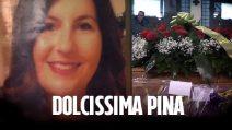 """Mamma suicida nel Tevere, l'addio a Pina: """"Figlia mia come è potuto accadere"""""""