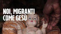 I migranti che fanno il presepe per ringraziare chi li ha accolti