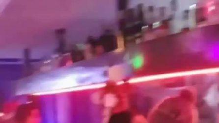 Stefano Sala bacia Dasha, dopo il Gf Vip ha fatto la sua scelta