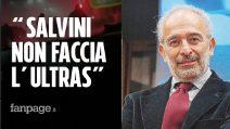 """Scontri Inter-Napoli, Gad Lerner contro Salvini: """"Il ministro della Nutella smetta di fare l'ultras"""""""