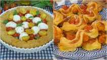 3 easy and beautiful dishes with tomatoes!