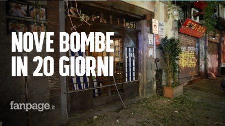 """Nove bombe in 20 giorni a Napoli, la Commissione Antimafia: """"Debolezza della criminalità"""""""