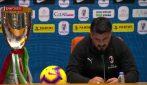"""Milan tra Supercoppa e mercato, Gattuso: """"Da capire cosa vuole fare Higuain"""""""