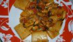 Paccheri cozze e melanzane: un piatto da leccarsi i baffi