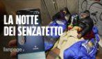 Emergenza freddo a Roma: una notte in strada con i volontari che aiutano e ascoltano i senza tetto
