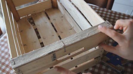 Come riciclare le cassette della frutta idee geniali per un