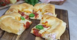 Ricotta stuffed crust pizza: here's how to make pizza even better!