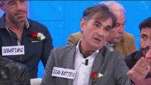 """Uomini e Donne, Gianni Sperti contro Gianbattista Ronza: """"Sei qui solo per visibilità"""""""