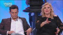 """Uomini e Donne, Tina Cipollari contro Alfonso Barone: """"Un pò di serietà con le donne"""""""