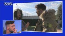 Uomini e Donne: Andrea Cerioli si scontra con la sua corteggiatrice Federica