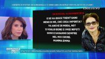 """Carmen Di Pietro contro la madre: """"Sta con un muratore polacco di 43 anni"""""""