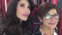 Domenica Live - La #cabinarossa di... Carmen Di Pietro con Emmanuela Troiano