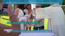 Il battesimo di Diego Matias Maradona