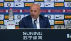 """Inter, Spalletti: """"Lautaro-Icardi? Possono fare meglio"""""""